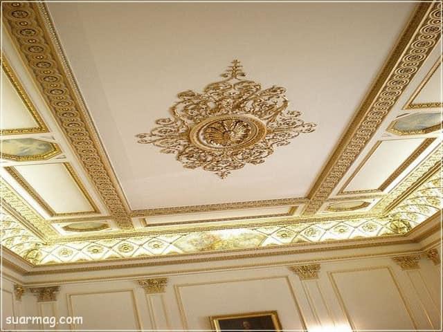 اسقف جبس بورد حديثة غرف نوم 7   Bedrooms Modern Gypsum Ceiling 7