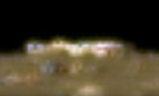 Imagen borrosa de estructura (Mision Chang3)