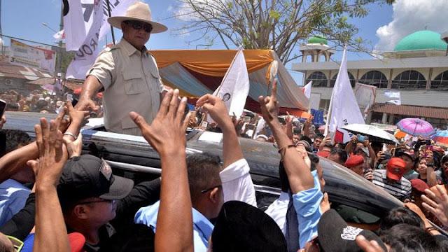 BPN Prabowo Klaim Suara di Banten Sudah Lampaui Pilpres 2014