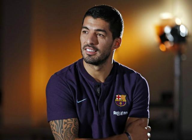 Suarez chấp nhận thực tế ở Barcelona