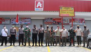 4 Alfamidi, 1 Klinik & 1 Rumah Duka Tak Berizin di SEGEL SatPol PP Kota Depok
