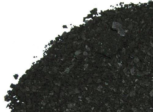 Water soluble black sulphur dyes