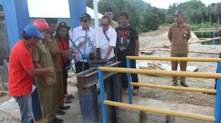 Antisipasi Banjir, Dinas PU Bolsel Ambil Langkah Cepat