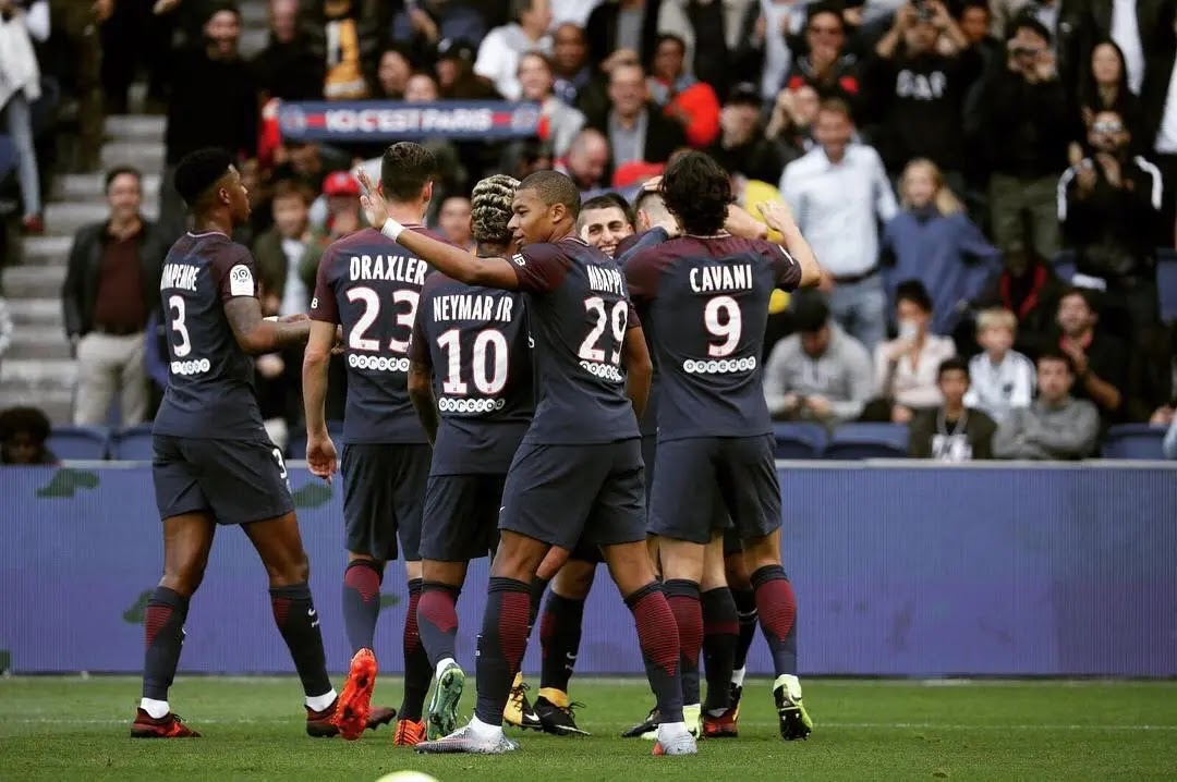 موعد مباراة باريس بريست الدوري الفرنسي