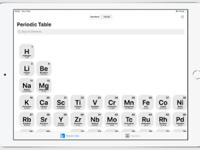 Two Great Periodic Table Apps for Students