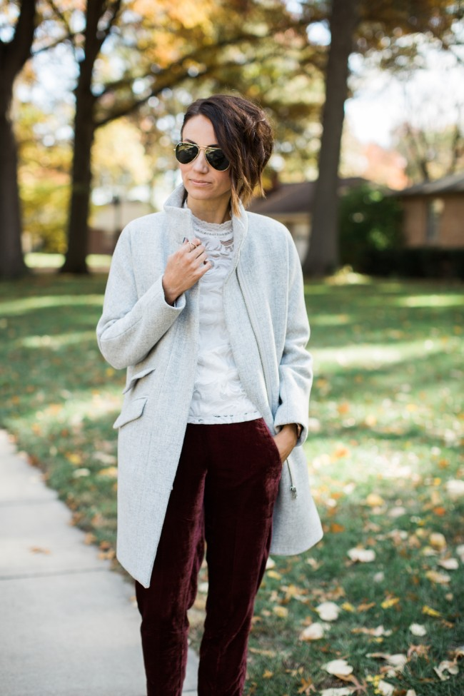 Thanksgiving and Christmas Outfits -OLM