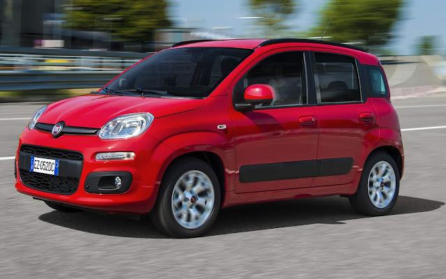 Novo Fiat Panda 2018 ganha motor FireFly