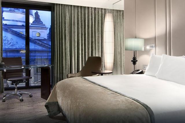 Hotel Hilton em Berlin