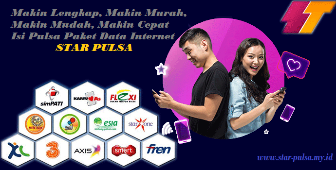 PULSA PAKET DATA INTERNET STAR PULSA
