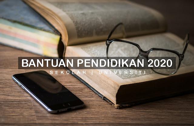 Senarai Biasiswa Dan Pinjaman Pendidikan Bagi Tahun 2020