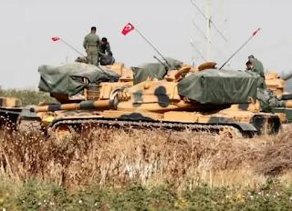 هيومن رايتس ووتش السورية: القوات التركية تهاجم رأس العين مرة أخرى