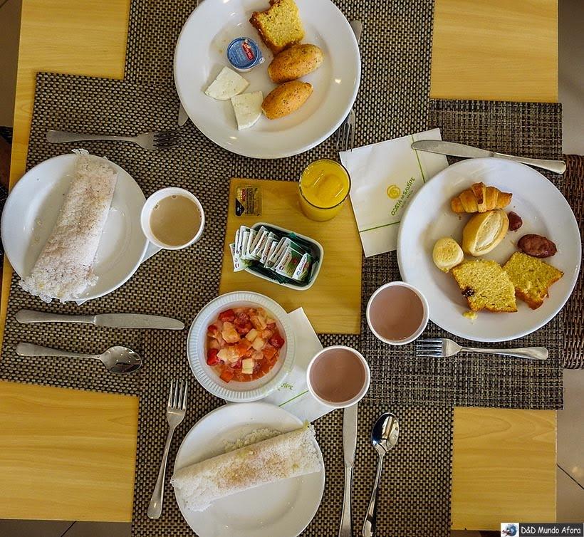 Receita de Tapioca, a típica comida pernambucana