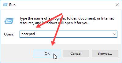 cara reset file hosts di windows