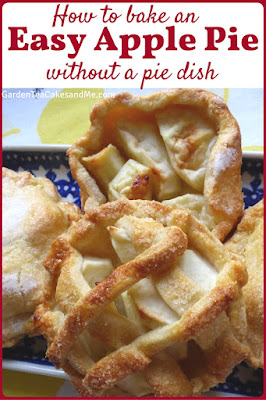 easy apple pie recipe no pie dish