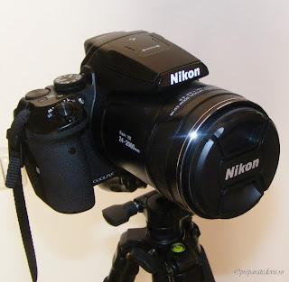 Nikon P900 aparat foto,