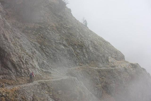 Kann man mit dem Mountainbike auf den Passo Tambura?