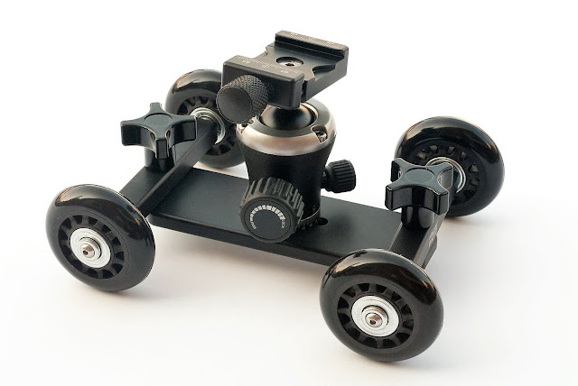 Hejnar Photo video Rover overview