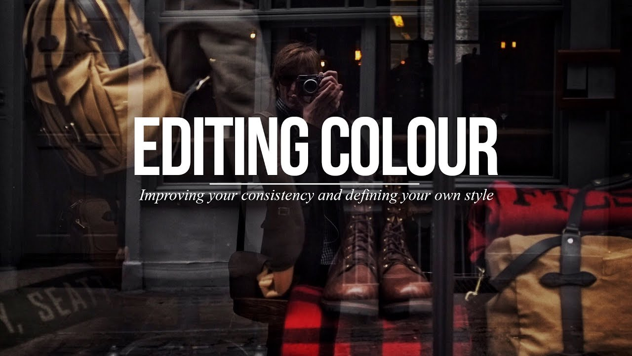 How to Edit Colour and Create your own Style