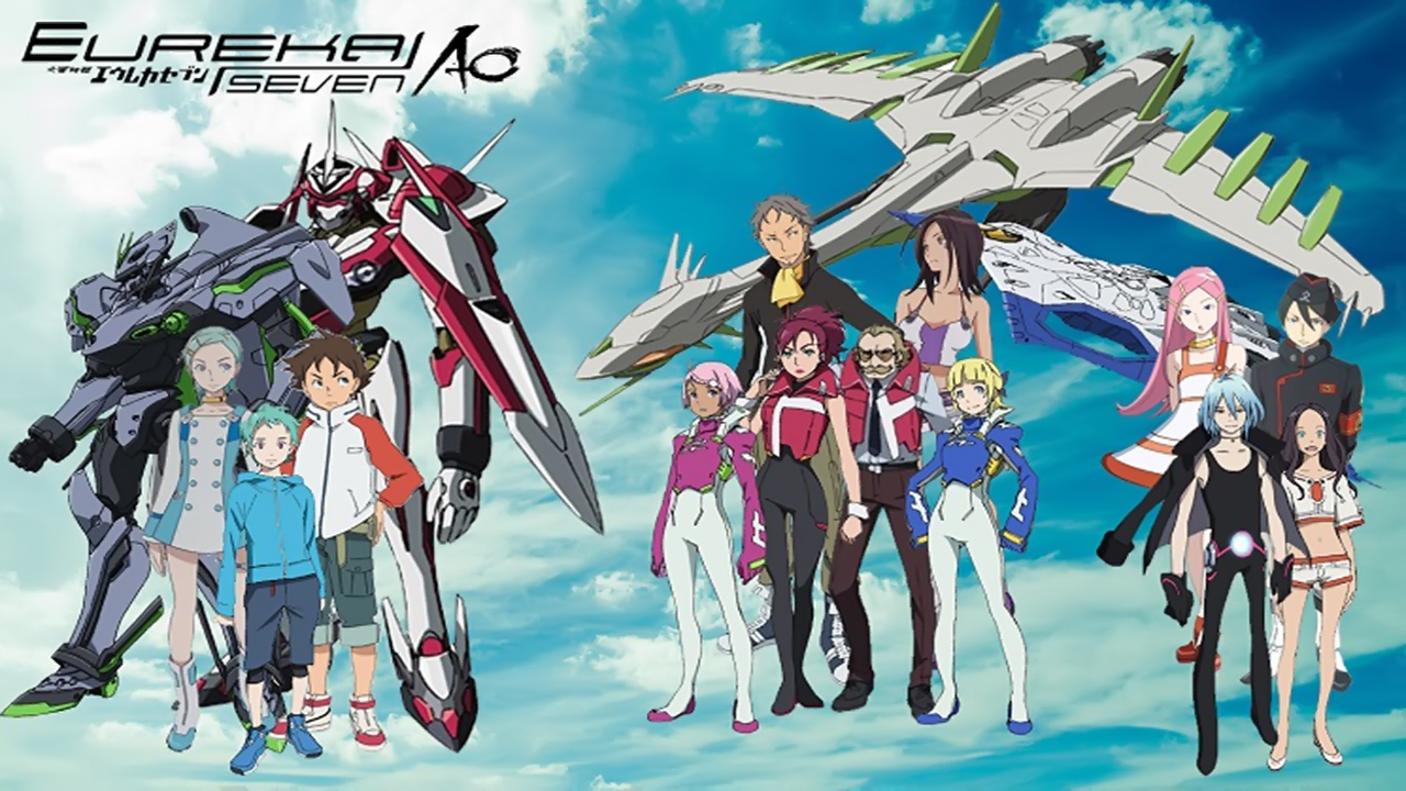 Eureka Seven - Hi-Evolution Movie Subtitle Indonesia