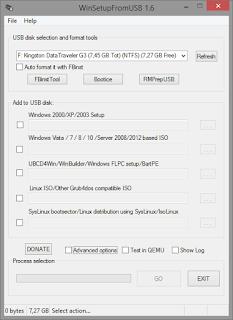 WinSetupFromUSB, Terbaru, Membuat, Bootable, Multiboot