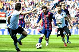Valencia vs Barcelona Live Stream online Today 26 -11- 2017 Spain - La Liga