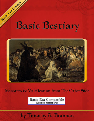 Basic Bestiary cover, version 1