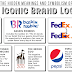 The Hidden Meanings and Symbolism of 50 Iconic Brand Logos #infographic