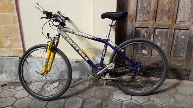 Bersepeda Saat Pandemi;Waktu Ideal Bersepeda Saat Pandemi;Tips Sehat Bersepeda di Tengah Pandemi;
