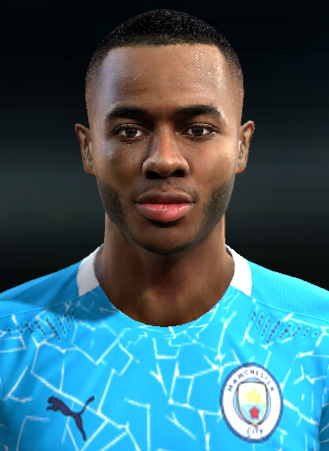 Raheem Sterling Face For PES 2013 PC