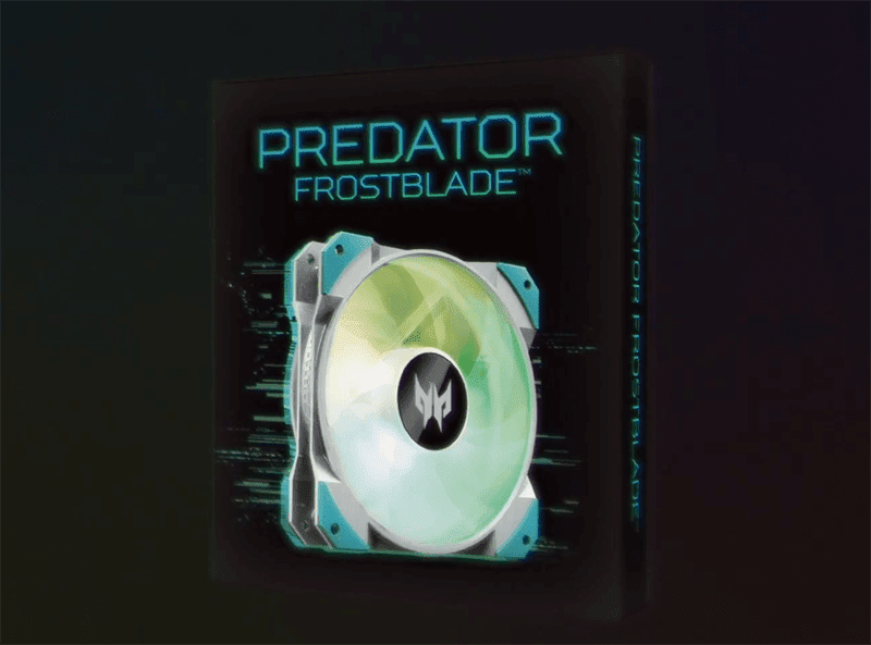 Acer Predator Frostblade