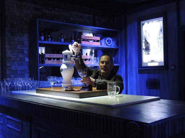 Bar Antigo Visita Interativa De Koninck