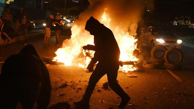 Activistas instan a Israel a dejar de vender armas a Honduras