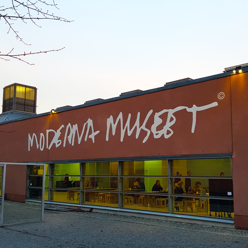 Stockholm Moderna Museet Review