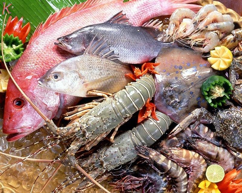 Quán ăn hải sản tại Nha Trang