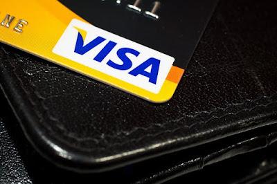 Foto cartão VISA