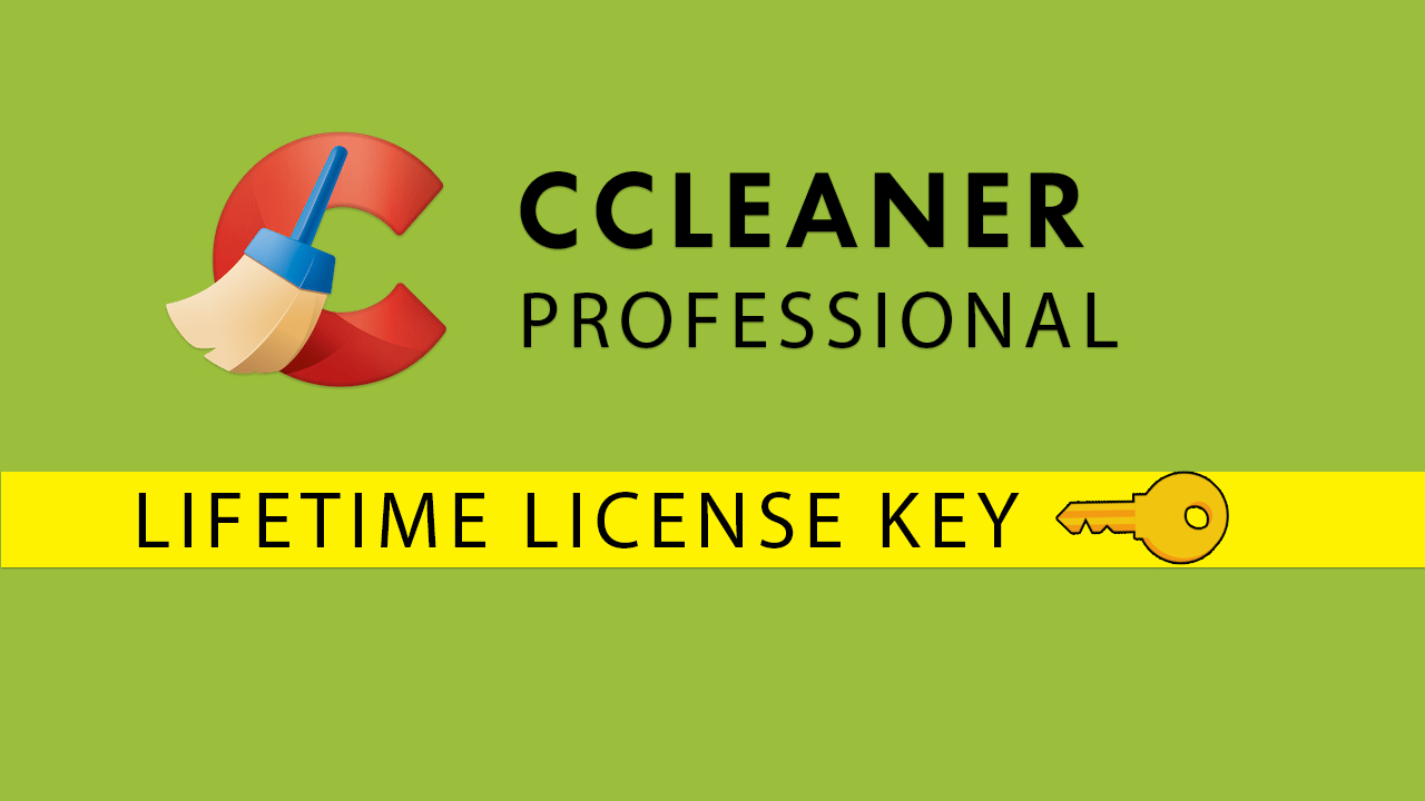 CCleaner Professional 5.64 Lifetime License Key | MagOne 2016