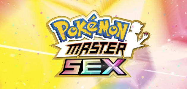 Pokémon Master Sex