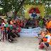 KAPA SSC ( Kelompok Mahasiswa Pecinta Alam Sativa Science Club) Fakultas Pertanian universitas Mataram melakuakan Konservasi Terumbu Karang di Gili Nanggu Kecamatan Sekotong Lombok Barat
