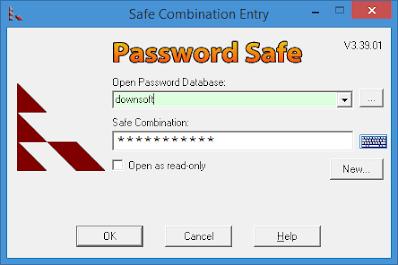 برنامج, Password ,Safe, لادارة, كلمات, المرور, اخر, اصدار
