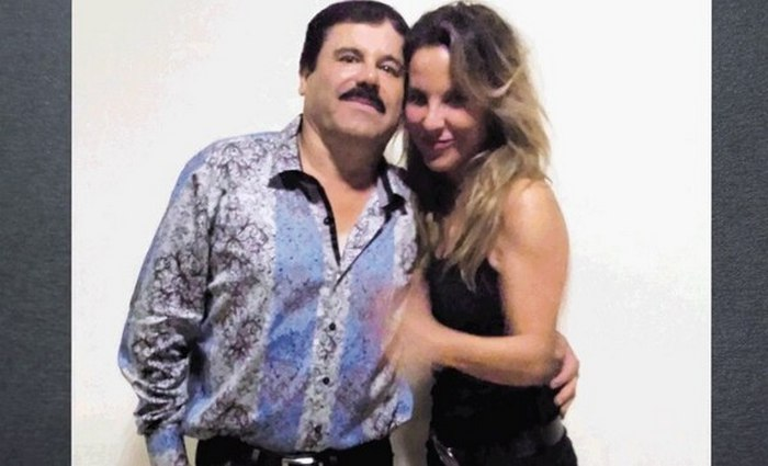 """Se reunió con el Chapo y ahora Kate del Castillo pide que México le pague 60 millones de Dólares por ser """"Perseguida Política"""" dice"""