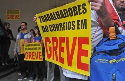 Greve dos Correios: TST aprova reajuste de 2,6%, e trabalhadores devem voltar nesta terça
