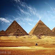 В Египте археологи нашли папирус с технологией строительства пирамид
