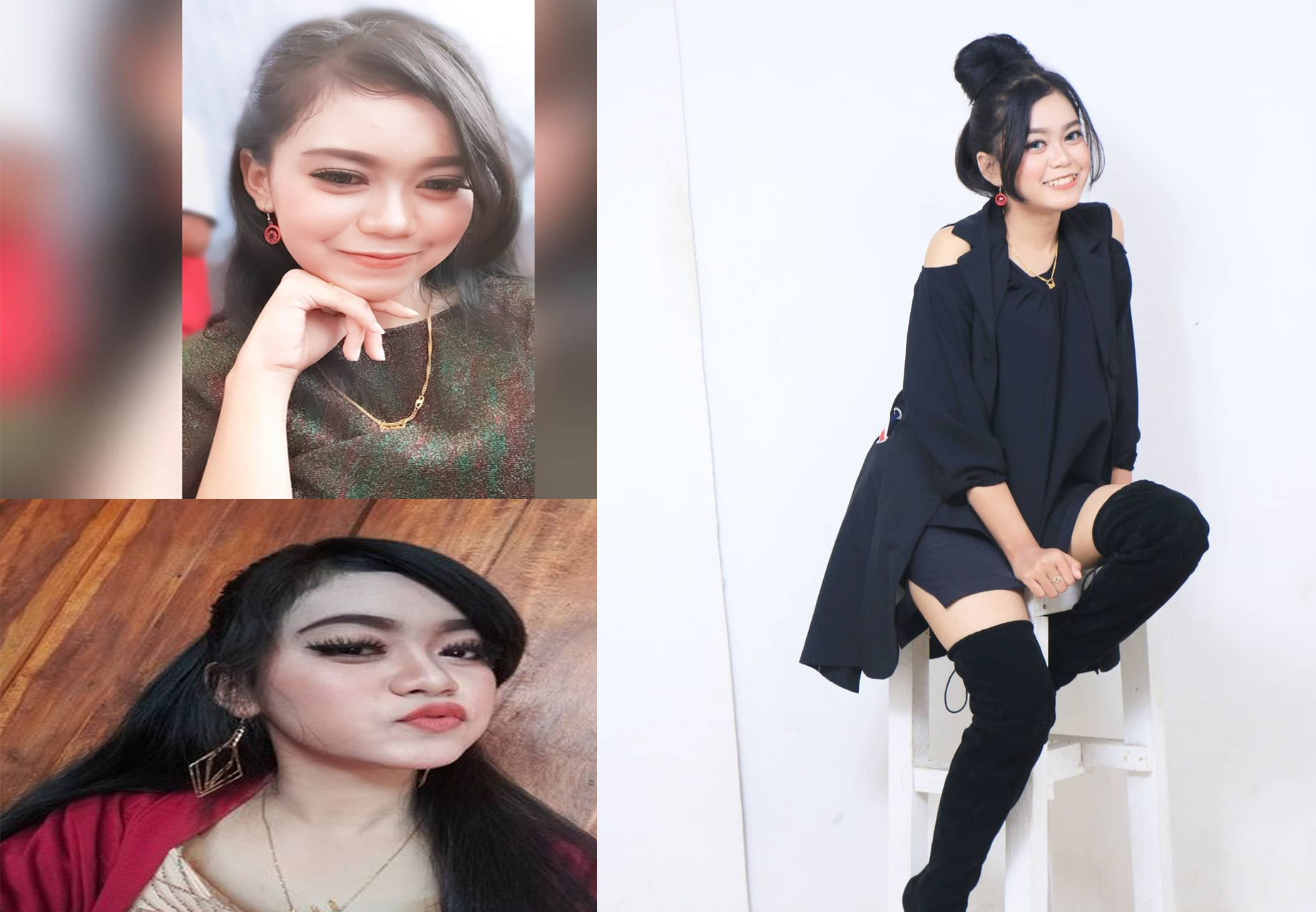 Esa Risty Penyanyi Dangdut Asal Tulung Agung yang Trending YouTube