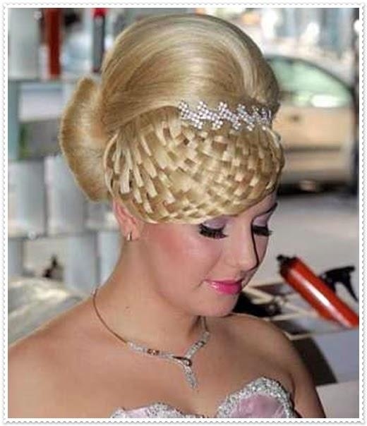 Brautfrisuren Lange Haare Offen Locken Hochzeits Und