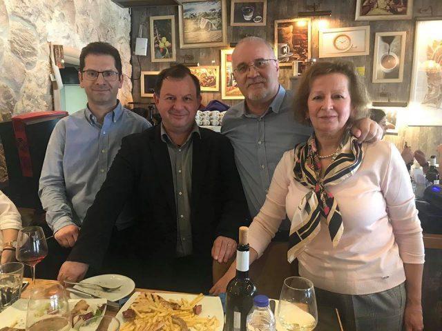 Θεσπρωτία: Ενωμένοι οι γιατροί της Θεσπρωτίας έκοψαν την πίτα τους