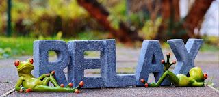 wellness strategies, relax, stress