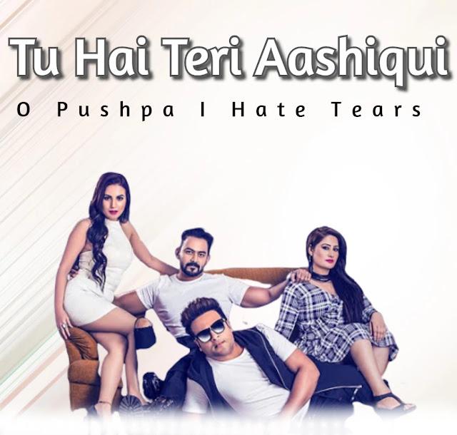 Tu Hai Teri Aashiqui (O Pushpa I Hate Tears ) Song Lyrics - Krishna Abhishek, Karthik Jayaram, Arjumman Mughal