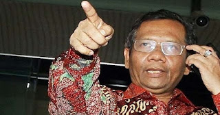 Mahfud MD : Tidak Mengakui Jokowi Presiden Adalah Pelanggaran Hukum