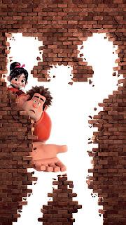 Wreck It Ralph Mobile HD Wallpaper