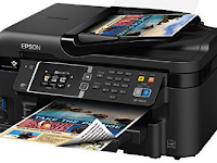 Epson WorkForce WF-3620 Wireless Printer Setup